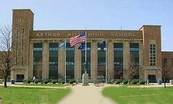 Arthur Hill High School