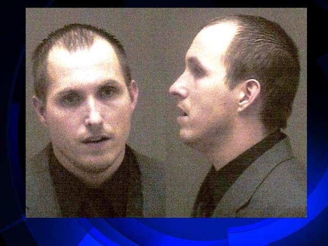 The suspect, Blake Ryan Ketner.
