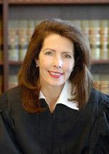 Michigan Supreme Court Justice Diane Hathaway