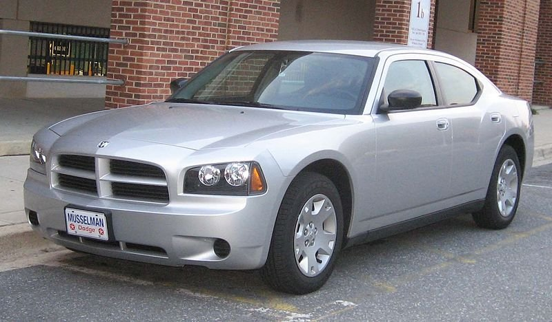 Police are looking for a car similar to the vehicle pictured above.
