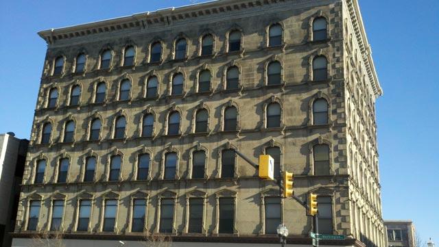 The Eddy Building.