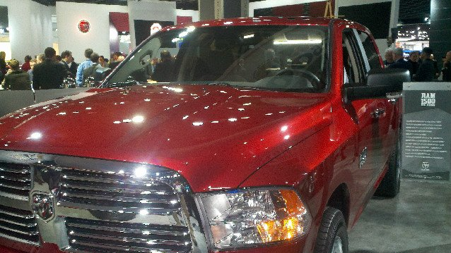 2014 Dodge Ram