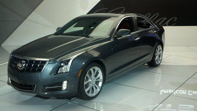 Cadillac ATS
