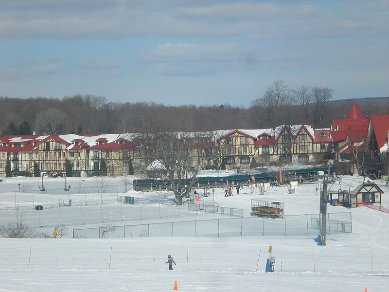 The Lodge at Boyne Highlands -- photos courtesy of American Eagle