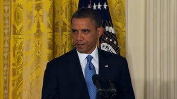 Pres. Barack Obama.