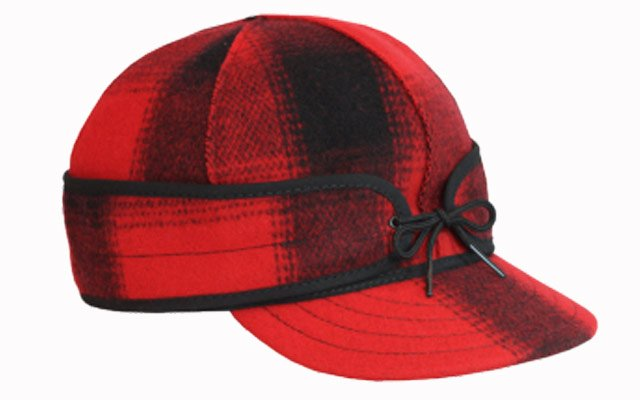 Stormy Kromer's Mackinaw Cap.