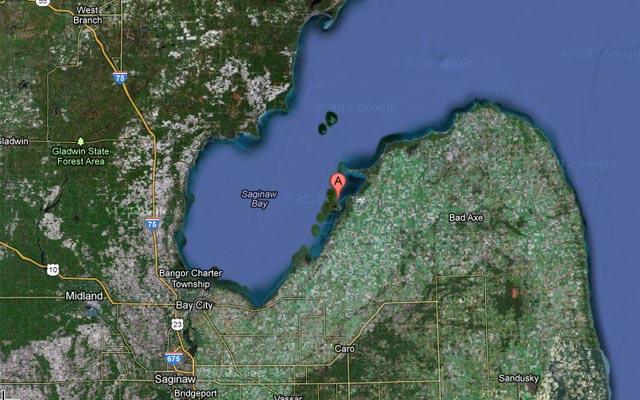 Photo courtesy of Google Earth.