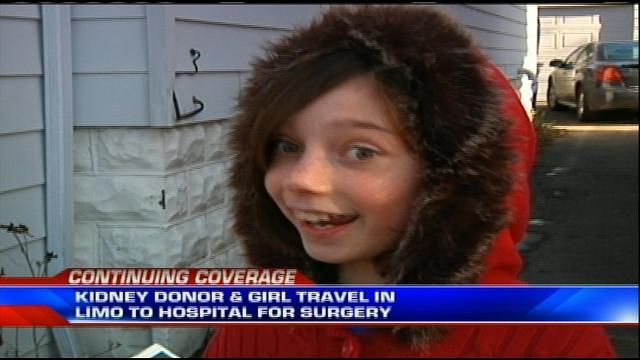 Kidney recipient Jessica Schwerin.