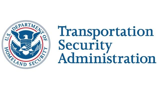 Photo courtesy of TSA