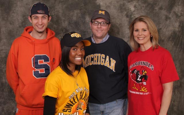 Tv5 has quot fab 4 quot rooting on the final four wnem tv 5