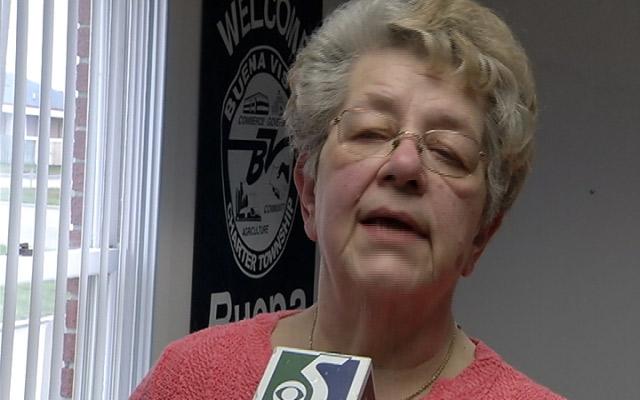Buena Vista Township Clerk Gloria Platko