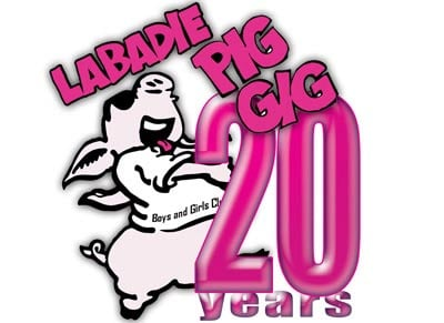 The Labadie Pig Gig has been a well-attended event in Bay City for 20 years.
