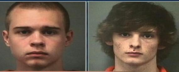 On Monday, 17-year old senior Troy O'Dell and 17-year old junior Cody Felver were arraigned in Saginaw County with charges stemming from explosive violations.