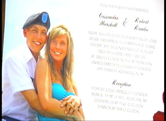 Robert and Cassandra Rambo