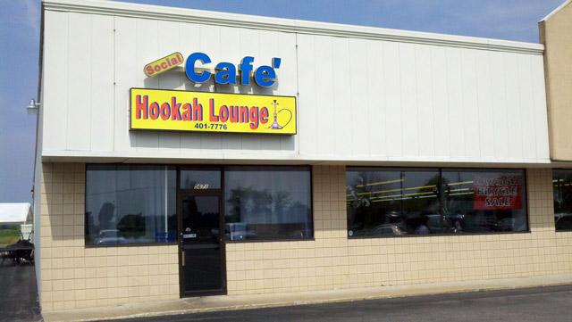 The Social Cafe Hookah Lounge