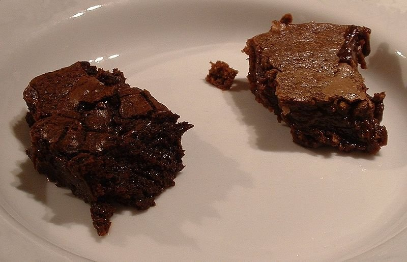 Pot brownies are OK under state law as long as they contain marijuana.