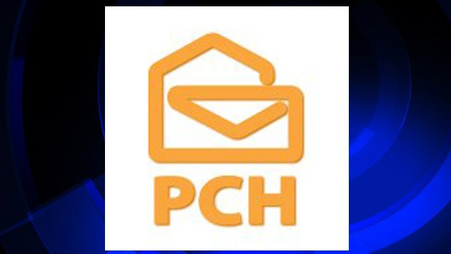 The Publishers Clearing House logo, courtesy of Facebook.