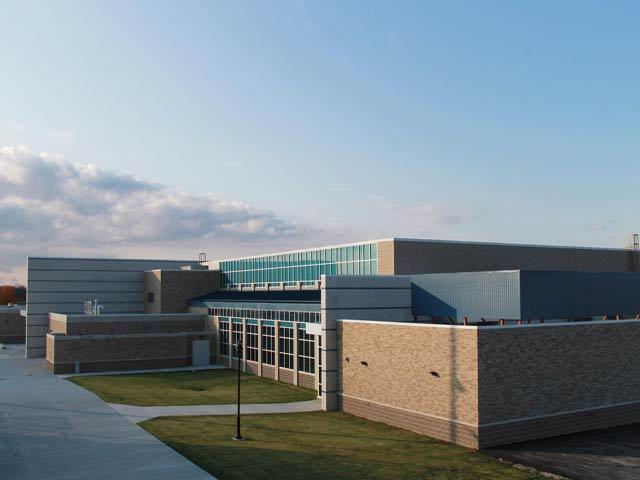 Croswell-Lexington community schools