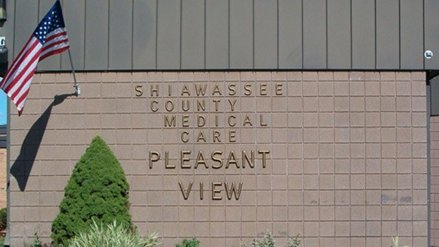 The Shiawassee County Medical Care facility -- photo courtesy of the Shiawassee County Medical Care website.