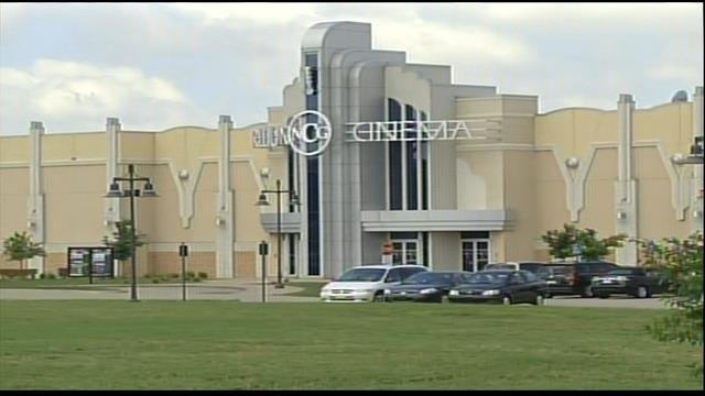 man arrested at theater with fake cia id body armor out