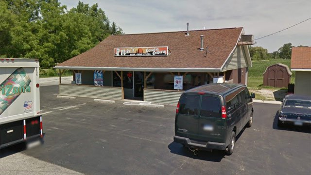 Mike's County Store, image courtesy of Google Streetview.