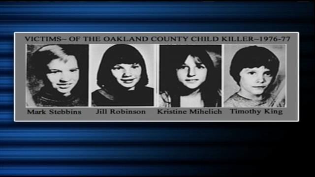 The four victims -- no one has ever been caught in connection to their slayings.