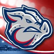 Logo of the Lehigh Valley Ironpigs