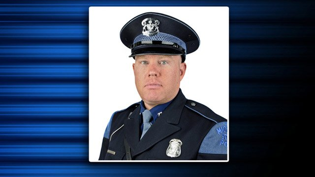 MSP trooper Paul Butterfield