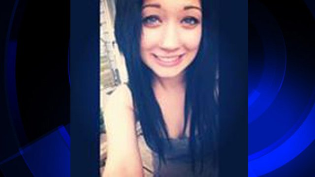 17-year-old Laura Massey, photo courtesy of her Facebook page.
