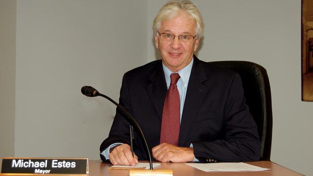 Michael Estes, image courtesy of Traverse-City.mi.us