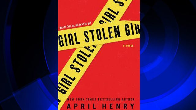 The cover of the book Girl, Stolen.