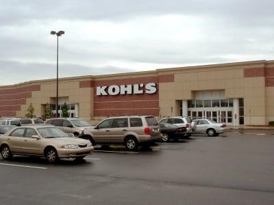 A Kohl's retail store.