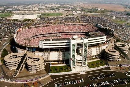 MetLife Stadium in East Rutherford, NJ