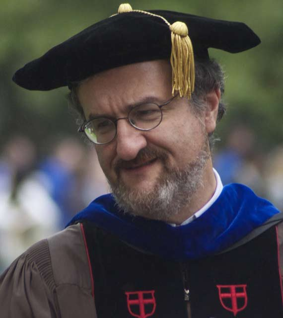 Mark Schlissel -- image courtesy of Brown.edu