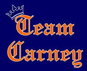 Photo courtesy of Team Carney Facebook page.