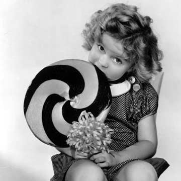 Photo courtesy of Shirley Temple Black Facebook page