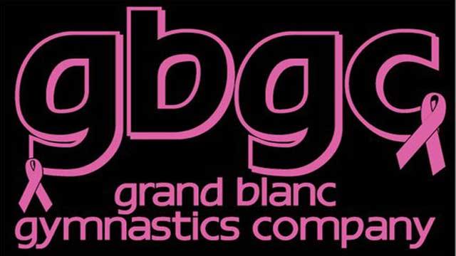 Photo courtesy of Grand Blanc Gymnastics Company Facebook page.