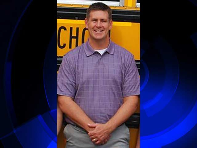 Swan Valley Middle School Principal Brad Erlenbeck-courtesy of Facebook