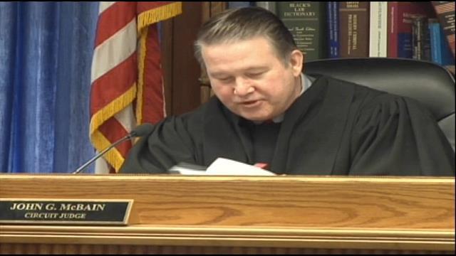 Judge John McBain