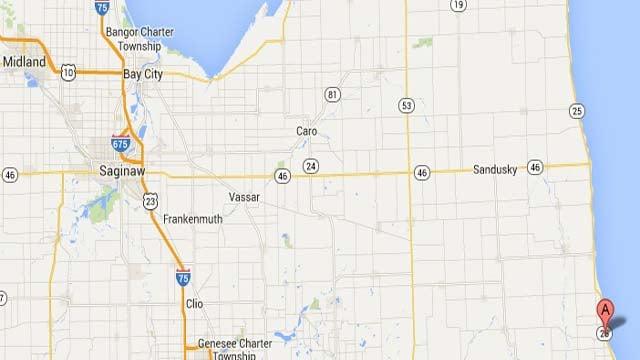 Burtchville Township- Photo courtesy of Google Maps.