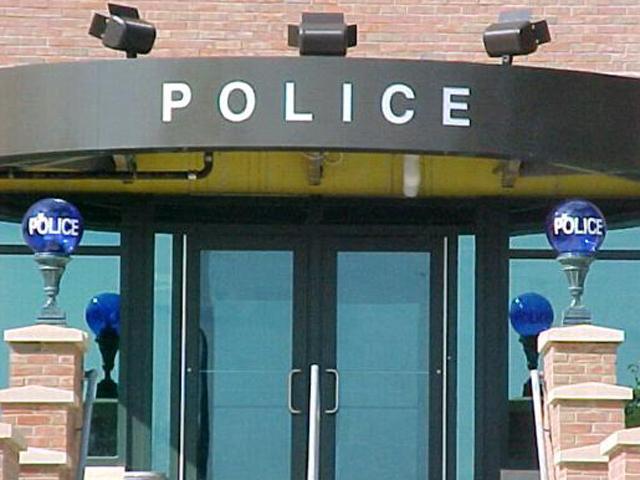 Flint Township police headquarters.
