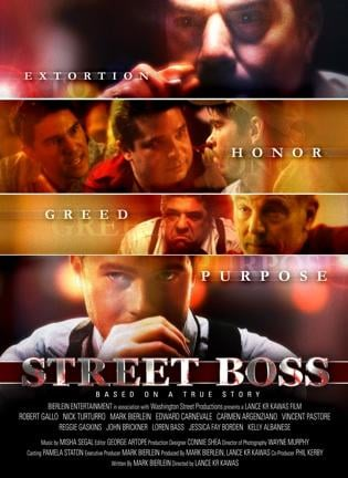 'Street Boss' was filmed in Michigan and debuted in 2009