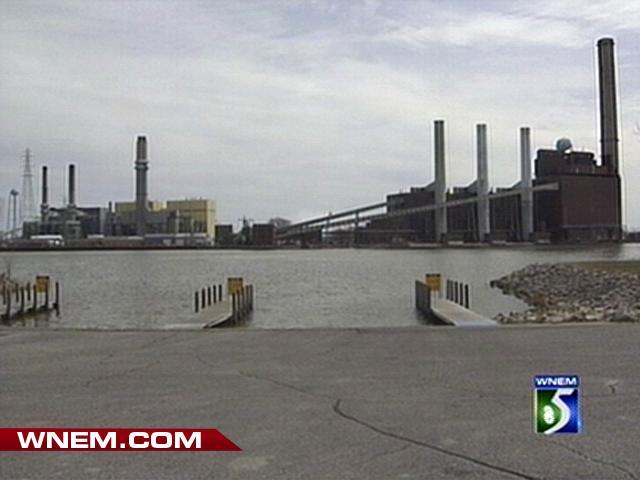 The Karn-Weadock power plant.
