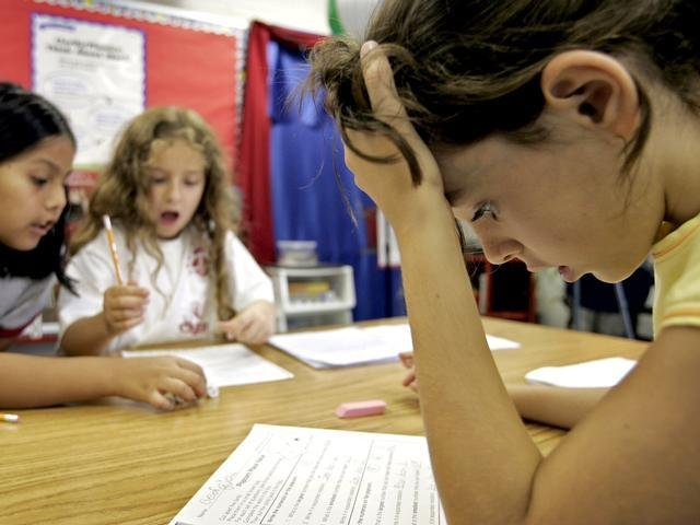 Some area school kids could be staying later into the summer this year.
