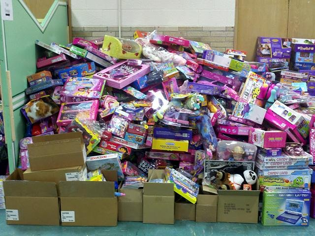 Toys For Tots Mission Statement : Toys for tots kicks off with annual event wistv