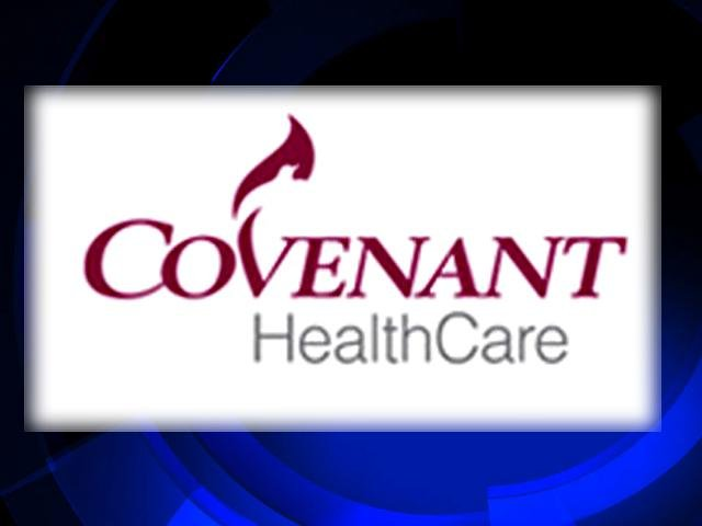 Covenant HealthCare logo