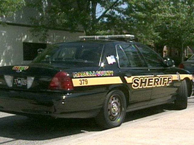 Isabella County Sheriff Police Car