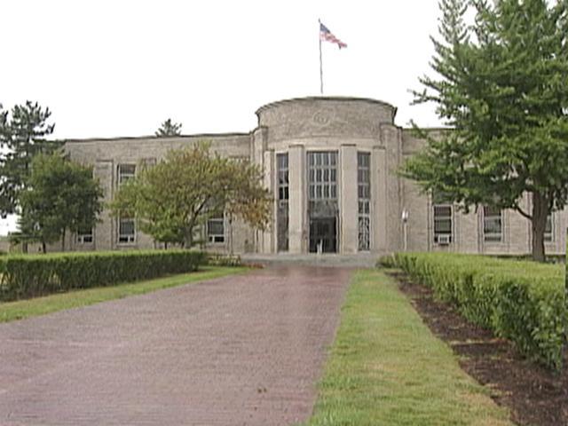 Saginaw City Hall.