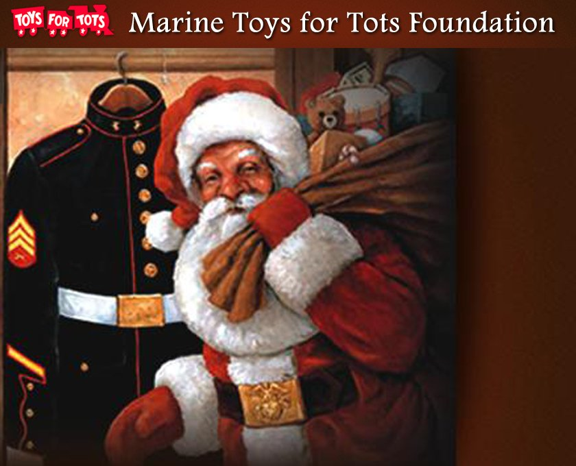 Toys For Tots History : Toys for tots drop off locations wnem tv