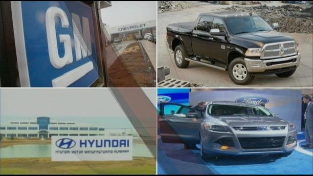 Many vehicles on used car lots under recall